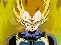 Vegeta i am the prince of all saiyans