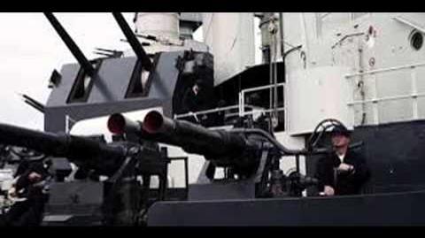 Legends of the Multi-Universe A-Team Naval Gun Massacre