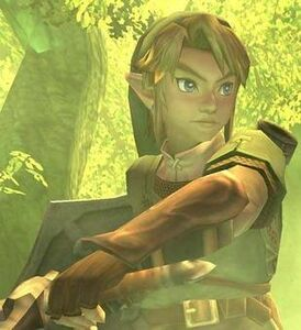 Link is back