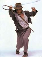 Indiana jones attack