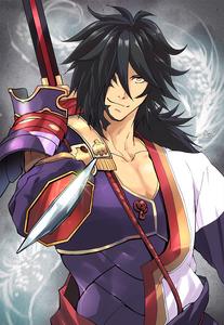 Rokurou rangetsu tales of series and tales of berseria drawn by aoi popopo 48fa3f11759c9f5387195b6f794f67d0