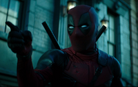 Deadpool hey you