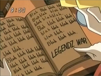 Legendz War