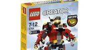5764 Rescue Robot
