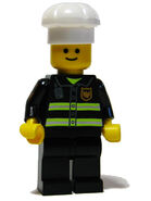 10197 Firefighter Chef