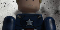 Lego Captain America: The Videogame