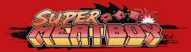 Super Meat Boy Logo