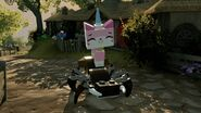 Unikitty and Shelob the Great 2