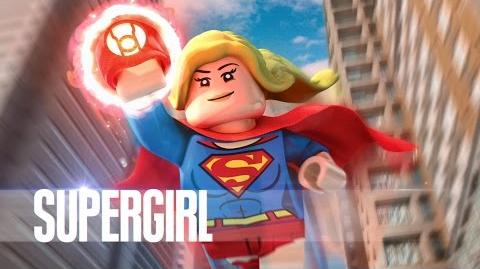 LEGO Dimensions Supergirl Joins the Multiverse!