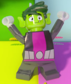 lego beast boy - photo #32