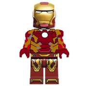 Iron man Mark aou