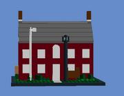 Boxwood Hall by LJS