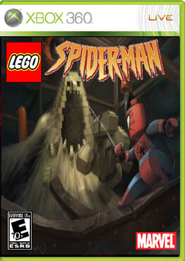 Lego Spiderman AF
