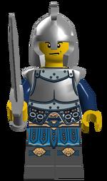 Dersador Warrior