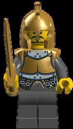 Greyloch Warrior