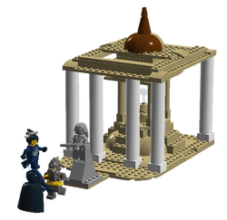 0005 Temple of the Crystal Hammer