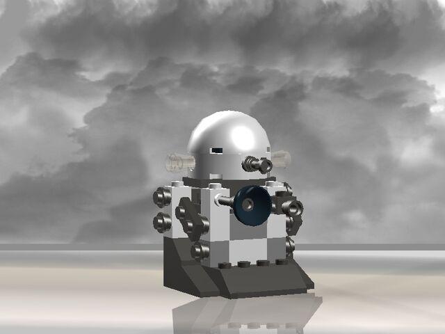 File:Lego Dalek.jpg