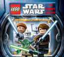 LEGO Star Wars: The Complete Saga DVD