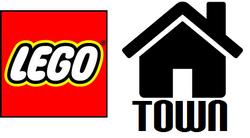 Lego Town logo