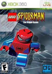 Lego Spiderman Game