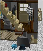 221b Baker Street Inside 3