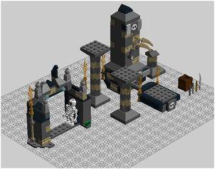 Blackwood's Temple