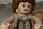 Frodo after Shelob w/ clothes