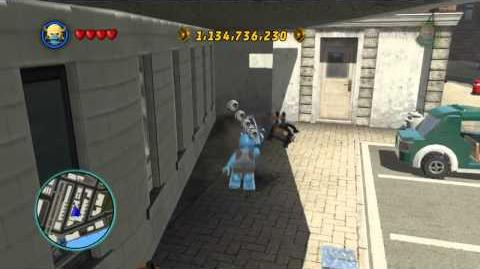 LEGO Marvel Super Heroes The Video Game - Frost Giant free roam