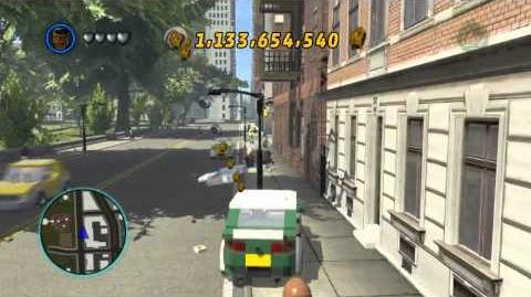 LEGO Marvel Super Heroes The Video Game - Blade free roam