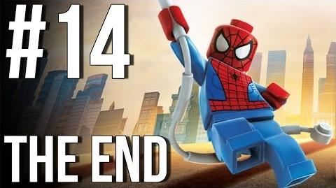 Lego Marvel Superheroes Walkthrough Part 14 THE END Let's Play Gameplay Playthrough XBOX360 PS3 PC