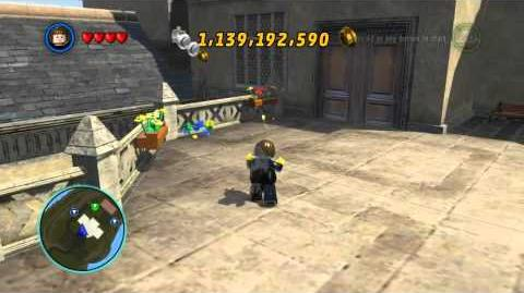 LEGO Marvel Super Heroes The Video Game - Wasp free roam