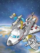 LEGO Space Shuttle City