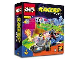 5704-LEGO Racers - PC CD-ROM