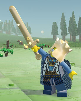 Battle Sword King