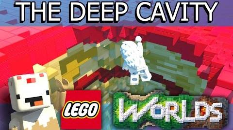 LEGO Worlds (Part 10) The Deep Cavity
