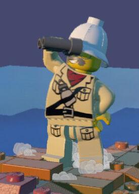 Binoculars-Explorer
