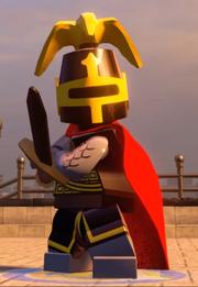Lego Black Knight Augustine du Lac profile