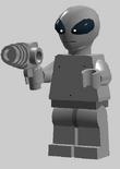 Alien (Space Police 2014)