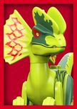 Jurassic World LEGO Dilophosaurus icon