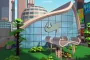 Ninjago Aquarium