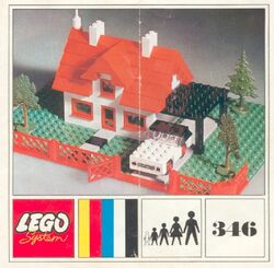 346-House with Car box