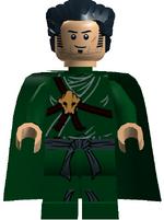 Ra's Al Ghul (in game)
