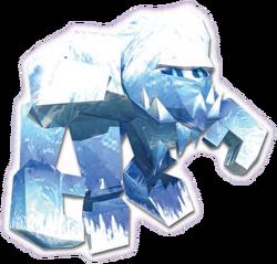 Ice Monster RR