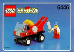 6446 Crane Truck