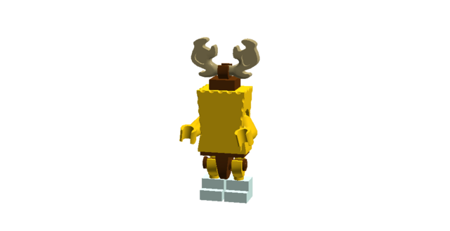 File:Reindeer SpongeBob With Boots.png