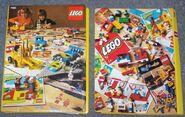 1130 Storage Folder for Building Instructions