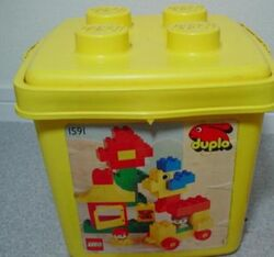 1591 Small Bucket