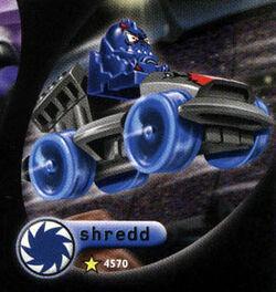 4570 Shredd