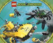Aqua raiders wallpaper8