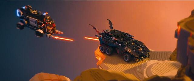 File:The Lego Movie trailer 2 screencap 39 Batmobile.jpg